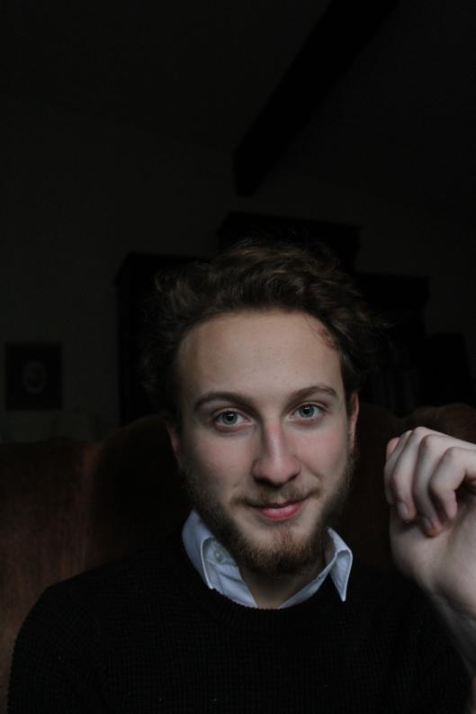 "Jonathan ""Jono"" Vincent, Features Reporter"