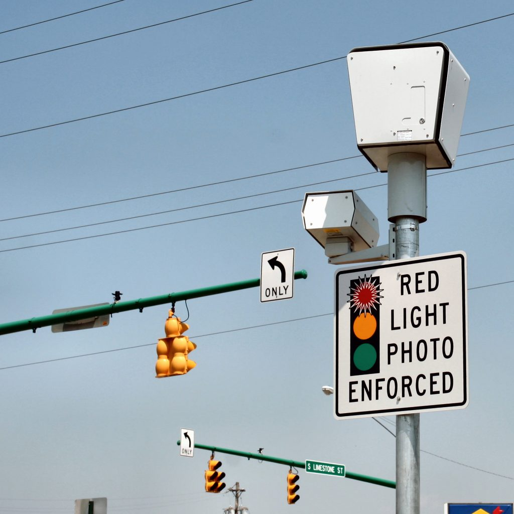 Beaverton Police To Implement Red Light Enforcement Once